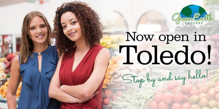 Now open in Toledo